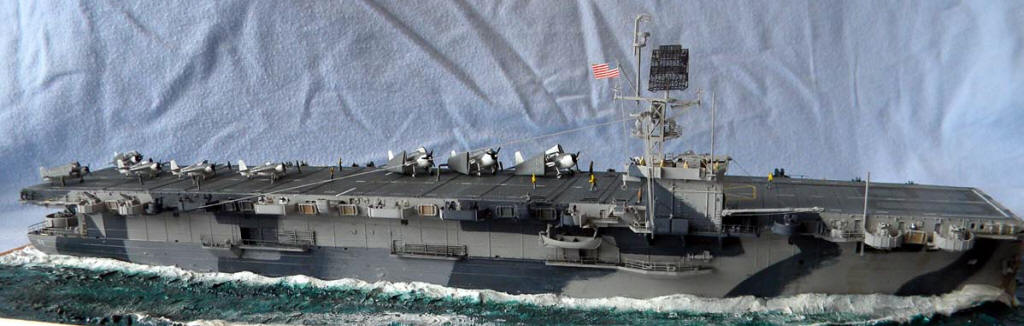 USS Shamrock Bay CVE 84  Naval Ship Photo Print USN Navy