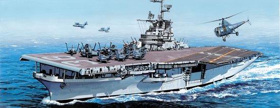 Uss Antietam Cv 36 First Carrier