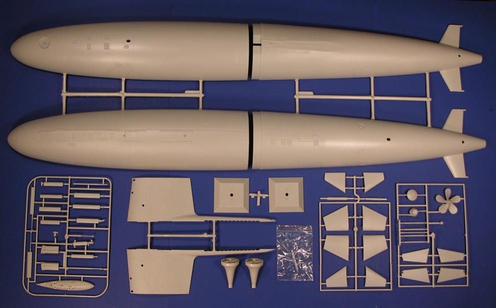 Uss Skipjack 1 72 Scale 40