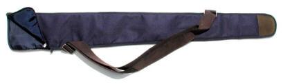 Vinyl Padded Shoulder Carry Bag