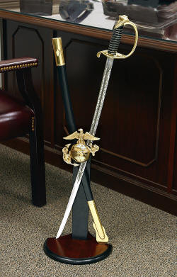 Sword Floor Stand for Display
