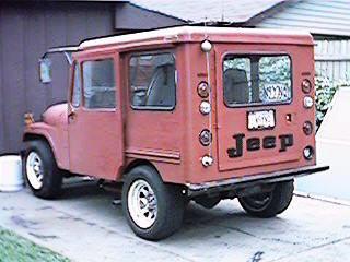 Jeeps For Sale In Iowa >> My 1970 Kaiser DJ5 Postal Jeep
