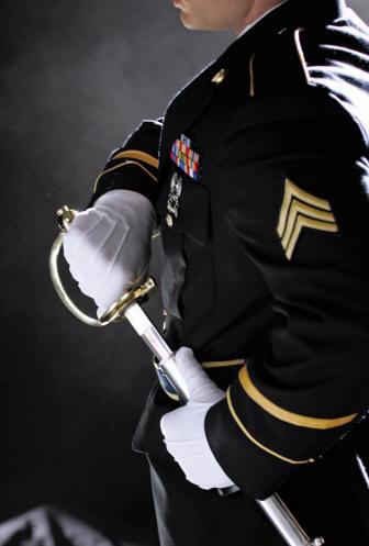 Authentic US Navy or US Coast Guard Ceremonial Swords