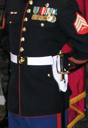 Marine Corps Dress Belts